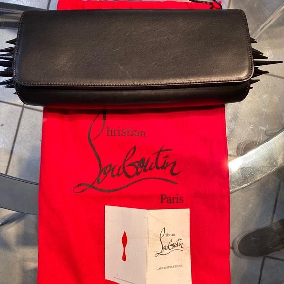 Christian Louboutin Handbags - Christian Louboutin Marquise Clutch Bag